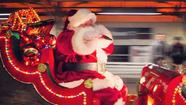 Photos: 2012 CTA Holiday Train