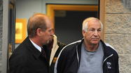 Jerry Sandusky charged