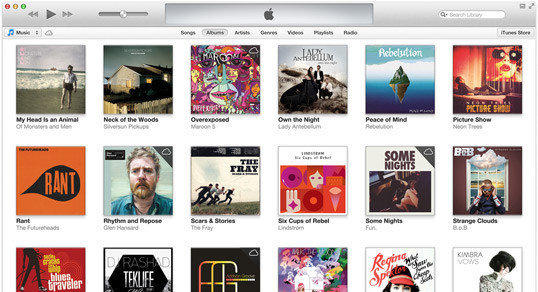 Apple has released iTunes 11.