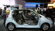 L.A. Auto Show: Are electric vehicle prices about to drop?
