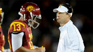USC idle; Lane Kiffin still center of attention