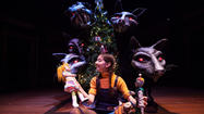 'The Nutcracker a Magical New Play' cast photos
