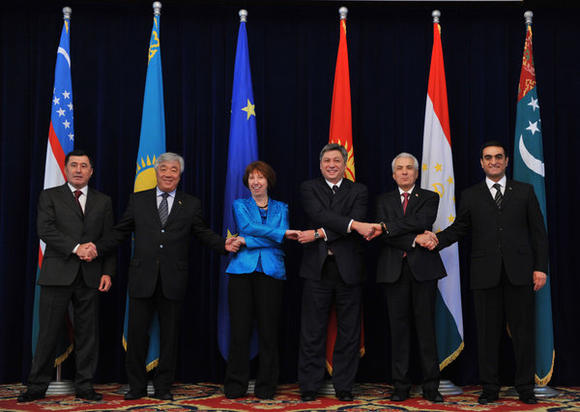 EU-Central Asia meeting