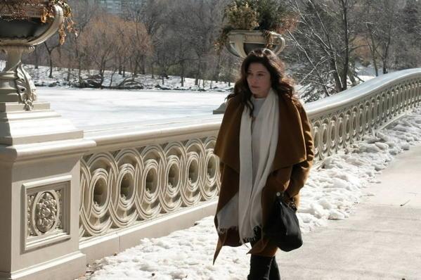 "Katherine Keener stars in ""A Late Quartet."""