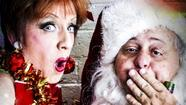 Merry Fringemas, everyone. The Orlando Fringe Festival's December First Monday Happy Hour has a holiday theme.