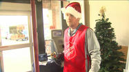 Michiana man makes 60-hour bell ringing record attempt