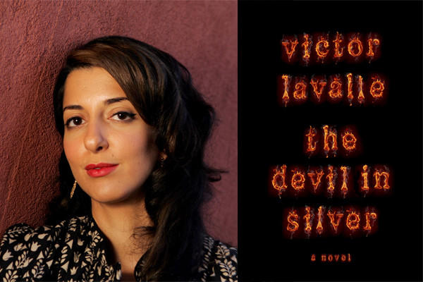 "Porochista Khakpour (""Sons and Other Flammable Objects"") picks... <br><br> Victor LaValle's <br> <b>""The Devil in Silver""</b> <br> (Spiegel & Grau) <br><br> LaValle never writes the same book and his recent is a stunner: a bizarre, fantastical, hellish and hilarious psychiatric-ward horror novel of sorts that makes ""One Flew Over the Cuckoo's Nest"" look downright demure."