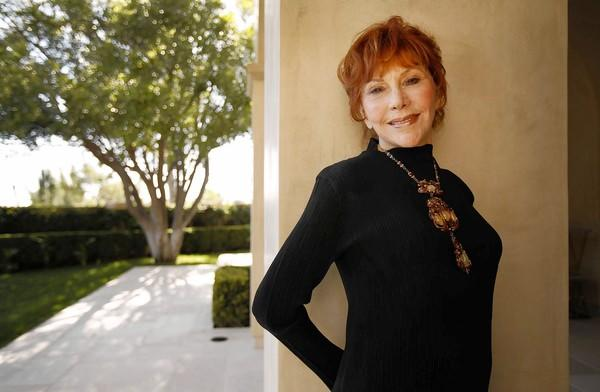 Philanthropist Glorya Kaufman at her Beverly Hills home.