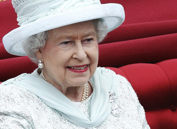 2012 marked the 60th year that Elizabeth II has been Queen of England.