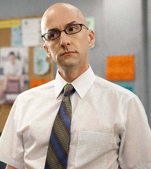 "<b>You know him as:</b> Dean Craig Pelton <br><br> <b>Why we like him:</b> Sure, he's an Oscar winner (for co-writing ""The Descendants""), but he's still underrated as a performer. From his constant wardrobe changes to his unrequited crush on Jeff Winger, there's nothing not to love about the Dean. And no one else could Greendale functioning despite its insanity. <br><br> <b>Where else you've seen him:</b> Rash's acting credits include Fenton on ""That '70s Show,"" Jonathan on ""Help Me Help You"" and Andrew on ""Reno 911!"" <br><br> <i>-- <a href=""http://twitter.com/really_mzungu"">Laurel Brown</a>, <a href=""http://www.zap2it.com"">Zap2it</a></i>"