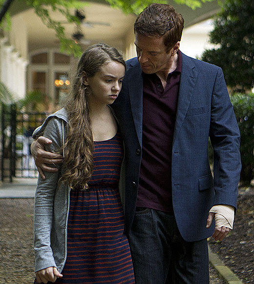TV's underrated stars of 2012: Zap2it's Year in Review: You know her as: Dana Brody   Why we like her: The 18-year-old actress holds her own against acting heavyweights Damian Lewis (also pictured here) and Claire Danes, and deserves to join her co-stars in the next round of awards nominations. Fans might not love her Season 2 storyline, but its difficult to imagine another teenager -- besides Danes herself, circa My So-Called Life -- who can navigate the tightrope between angsty schoolgirl and the daughter of a terrorist.   Where else youve seen her: The indie movies Father of Invention (2010) and The Greening of Whitney Brown (2011)   -- Drusilla Moorhouse, Zap2it