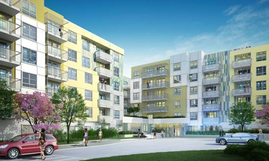 North Hollywood Apartment Complexes