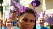 Toks Olagundoye, 'The Neighbors'