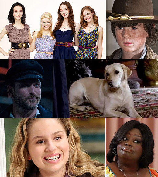 TV's underrated stars of 2012: Zap2it's Year in Review: As 2012 winds down, youll be seeing all sorts of lists about the 10 best this and 5 worst that -- almost all of them focusing on shows as a whole or above-the-line stars. Here at Zap2it, though, we have a different tradition.  We present to you our seventh annual list of underrated TV stars -- the ones who might not be the main attraction but who inevitably make the shows theyre on better. This years honorees play characters ranging from a group of aspiring dancers to a possessed nun to a troubled war veteran.  The thing they have in common is that we feel like they deserve some major props.  As always, the rules are: No lead actors of series, no Emmy winners and no one whos been on one of our previous underrated lists. Because if we talk about how underrated you are, you cant really be underrated anymore.  Congratulations to this years honorees, and thanks for making our jobs covering TV more fun.  -- The Zap2it team  Related:  Previous underrated lists: 2011 | 2010 | 2009 | 2008 | 2007 | 2006