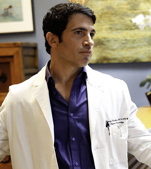 "<b>You know him as:</b> Dr. Danny Castellano, the conceited guy's guy who clashes with girly-girl colleague Dr. Mindy Lahiri. <br><br> <b>Why we like him:</b> The second best part of ""Mindy"" after creator-star Mindy Kaling herself, Messina has somewhat unexpectedly found the ideal weekly showcase for his significant comedic gifts. Whether he's breaking it down on a nightclub dancefloor or freaking out over a driving test, Dr. Castellano is an alpha male who keeps revealing surprising new sides. <br><br> <b>Where else you've seen him:</b> It's more like where haven't you seen him. Messina has been ubiqitous in 2012, popping up in major guest roles on ""The Newsroom"" and ""Damages,"" co-starring in indies ""Celeste and Jesse Forever"" and ""Ruby Sparks"" and playing a key role opposite Bryan Cranston in Ben Affleck's hit historical thriller ""Argo."" He previously played Amy Adams' boyfriend in ""Julie & Julia,"" Rebecca Hall's boyfriend in ""Vicky Cristina Barcelona"" and Lauren Ambrose's boyfriend on the final season of ""Six Feet Under."" <br><br> <i>-- <a href=""http://twitter.com/geoffberkshire"">Geoff Berkshire</a>, <a href=""http://www.zap2it.com"">Zap2it</a></i>"