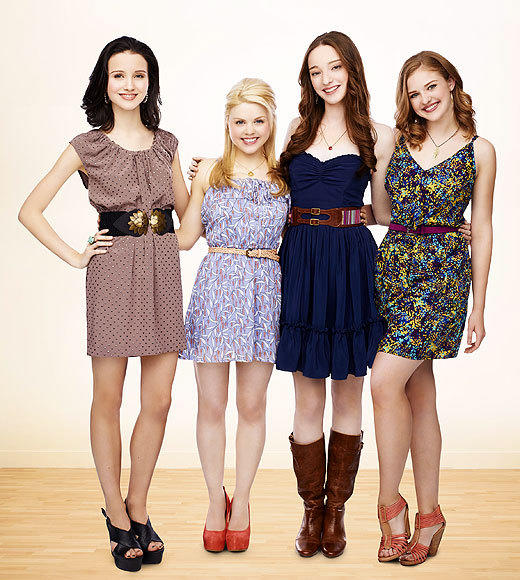 TV's underrated stars of 2012: Zap2it's Year in Review: You know them as: The bunheads of Bunheads. Jenkins is plucky dreamer Boo, Telles is hot-headed prodigy Sasha, Buntain is bubbly romantic Ginny and Dumont is quirky free-spirit Melanie.   Why we like them: Although theyre not as seasoned as ace co-stars Sutton Foster and Kelly Bishop, this quartet really found their footing -- both on the ballet studio dance floor and in handling the deliciously lightning-fast dialogue of creator Amy Sherman-Palladino -- throughout the promising shows first season. At first they seemed like distractions with no connection to Fosters awesomely screwed-up main character, but after 10 episodes the increasingly well-developed quartet became the heart and soul of the show.   Where else youve seen them: These are the first major roles for Jenkins, Telles and Buntain, but Dumont has some small indie films and a lot of modeling gigs to her credit.   -- Geoff Berkshire, Zap2it