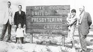 When its<em> </em>parishioners first began meeting, St. Mark Presbyterian Church lacked a house of worship.