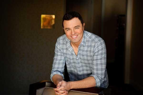 "Seth MacFarlane will be a guest on ""The Late Late Show With Craig Ferguson"""
