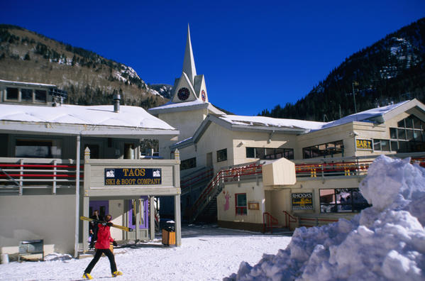 Taos, New Mexico has four different ski areas for skiers of any level, but non-skiers are not excluded. At Red River ski area, tubing starts at 4:15 pm, just after the slopes close, and Angel Fire ski area has the Polar Coaster - 1,000 feet of hills and a lift to take tubers back to the top. For non-snow activities, Taos is a long-standing center for wellness treatments and bodywork practitioners. A popular spot for these practices is the Ojo Caliente Mineral Springs, where sulphur-free, geothermal mineral waters flow from a subterranean volcanic aquifer.