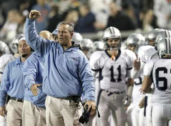 For the second straight year, Coach Scott Meyer has guided Corona del Mar High to the CIF Southern Section Southern Division title game.