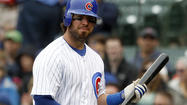 The Cubs non-tendered third baseman Ian Stewart and relief pitchers Jaye Chapman and Zach Putnam on Friday night, while offering arbitration to Matt Garza, Jeff Samardzija, Luis Valbuena and James Russell.
