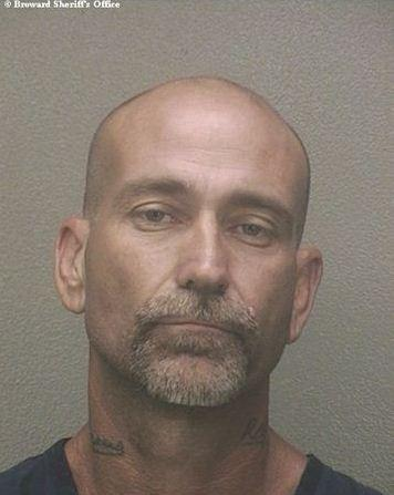 Thomas Shipley, 39, is accused of stealing more than 50 truck batteries