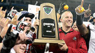 DETROIT — Northern Illinois won its second straight Mid-American Conference championship Friday night, out-dueling No. 17 Kent State 44-37 in double-overtime at Ford Field to defend its title in exhausting fashion.