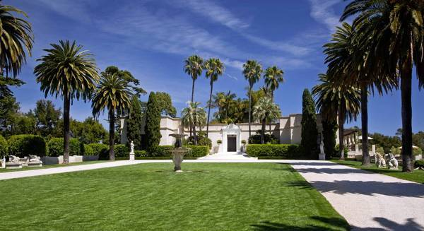 Solana, an estate created a century ago by the manufacturer of Arrow Shirts, is for sale in Santa Barbara at $57.5 million.