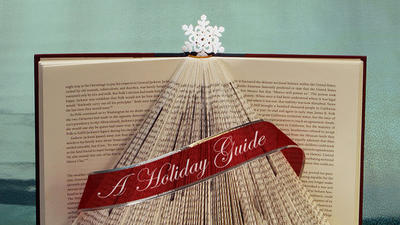 Books: holiday gift guide