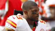 Jovan Belcher of the Kansas City Chiefs shot and killed his girlfriend, then drove to the team's practice facility and killed himself in front of team officials, police said Saturday.