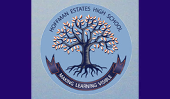 Hoffman Estates High School logo