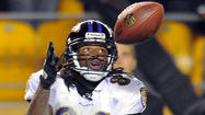 Three questions with Ravens receiver Torrey Smith