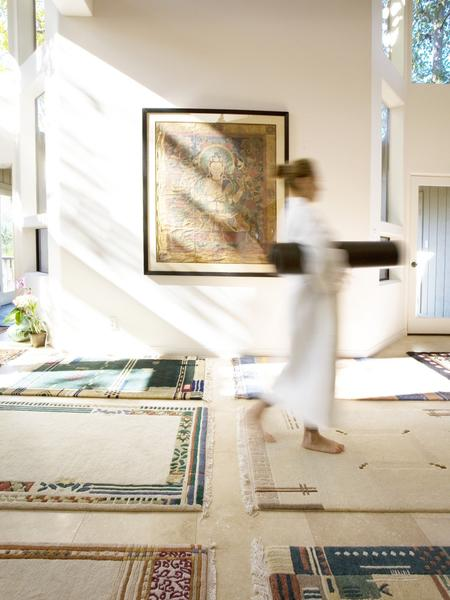 "Fans say the week of hiking, yoga, massage, mediation tai chi and cleansing spa menus at this 12-room retreat in Laguna Canyon changes their habits for months to come. The owners are well-respected yoga teachers Geo and Katresha Moskios, who emphasize customizing the experience. Peaceful white rooms with fresh flowers and hand-made sinks, an infrared sauna and well-equipped weight room round out the place. <br><br> $3,950 a week, 21095 Raquel Road, Laguna Beach, (949) 715-1674, <a href=""http://www.thepearllaguna.com"">http://www.thepearllaguna.com</a>"