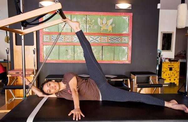 "WHOLE BODY METHOD PILATES  The pretty, sophisticated new Mid-City studio aims to connect mind and body with owner Nigel Sampson's classic Pilates with a twist. <br><br> From $20 for a session with a teacher-in-training to $100 with Sampson. Group classes are $30, less if bought in a package, 5700 W. Pico Blvd., L.A., (323) 934-7134, <a href=""http://www.wholebodymethod.com"">http://www.wholebodymethod.com</a> <br><br> <i>Special correspondent Michael Darling contributed to this report.</i>"
