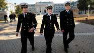 Like her classmates at the U.S. Naval Academy, Midshipman 1st Class Dagmara Broniatowska learned how to salute, ran the endurance course and memorized the body of American military information, history and quotations known as the Rates.