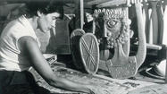 Evelyn Ackerman, a California artist and designer known for her highly regarded work across a range of media, including mosaics, tapestries and wood carvings, and for her creative collaboration of more than six decades with her husband, artist Jerome Ackerman, has died. She was 88.