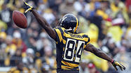 The return of Pittsburgh Steelers wide receiver Antonio Brown from a high-ankle sprain that sidelined him for three games creates a matchup issue for the Ravens.