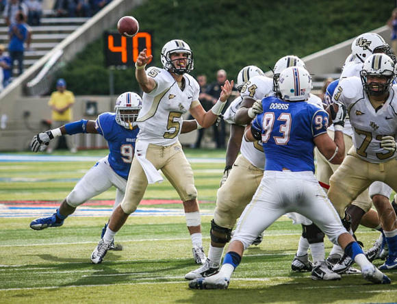 C-USA title game: UCF vs. Tulsa