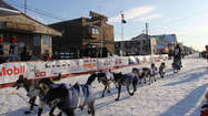 "Twelve rookies and seven former champs are among<a href=""http://iditarod.com/race/musher-listing/""> sixty-eight mushers</a> who have signed-up for the 2013 Iditarod sled-dog race, including a rookie from Brazil and Norway."