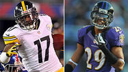 Mike Preston's matchups: Ravens vs. Steelers