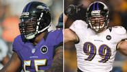 Steelers OT Kelvin Beachum vs. Ravens OLBs Terrell Suggs and Paul Kruger