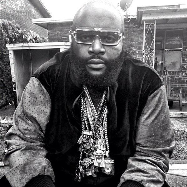 "Rick Ross is among the artists with new music on the ""Django Unchained"" soundtrack."