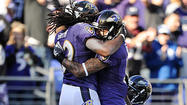 Heading into this weekend, Ravens riding streak of home wins