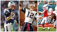 There has never been a player through the years who has put the Dolphins in their place quite like New England quarterback Tom Brady.