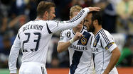 MLS Cup: Galaxy defeat the Dynamo, 3-1, to repeat as champions