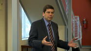 Democrat Senator Mark Begich held a Saturday town hall meeting in Anchorage discussing issues affecting Alaska Natives.