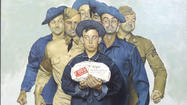 "Norman Rockwell's World War Two painting ""Willie Gillis Food Package from Home"" fetched $2.8 million from a private buyer at an auction in Chicago on Saturday, the auction house said."