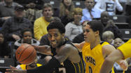 Roseboro, Cook lead UMBC over Towson, 66-62, at RAC Arena