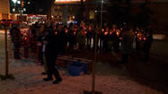 World AIDS Day: Candlelight Vigil Held in Anchorage
