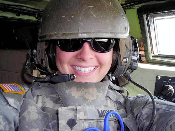 The new Army Reserve Center in Forks Township will be officially named after Sgt. Ashly Lynn Moyer, an Emmaus High School graduate who was killed in action in Iraq in 2007.